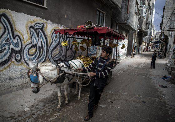 ONU: Bloqueo de Israel a Gaza ha devastado la economía