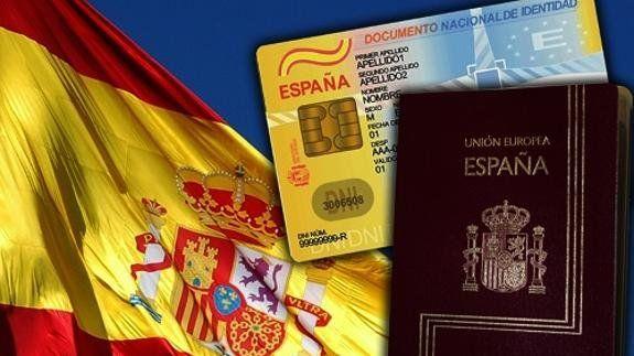 Rumbo a las cortes de España la llamada Ley de Nietos