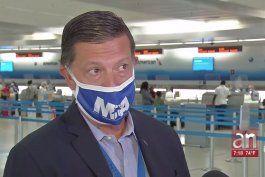 en el aeropuerto internacional de miami comenzo la movilizacion de viajeros por el dia de accion de gracias