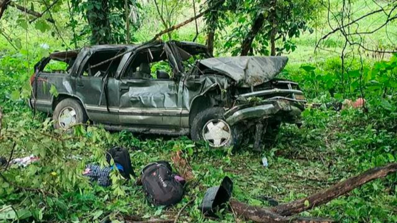 Cuatro migrantes cubanos fallecen en un accidente automovilístico en México