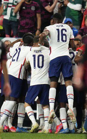 Estados Unidos derrota a México en final de Liga de Naciones