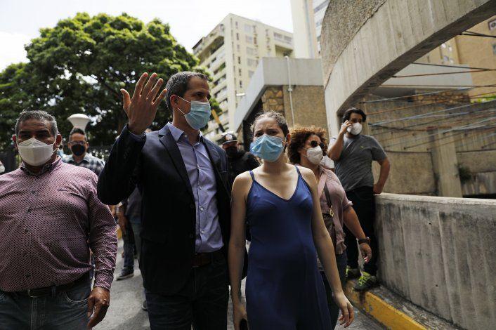Venezuela: opositor Guaidó denuncia intento de arresto