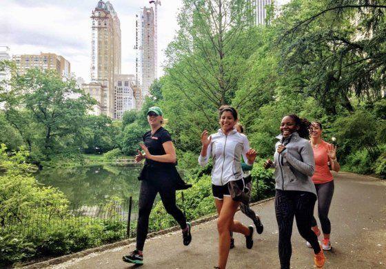 OPINION |  Por qué Central Park es el mejor parque del mundo para hacer running