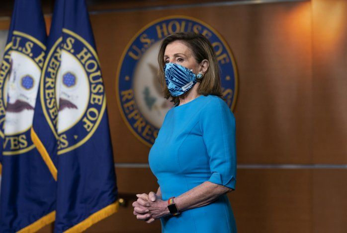 Demócratas postulan a Pelosi para presidir cámara baja