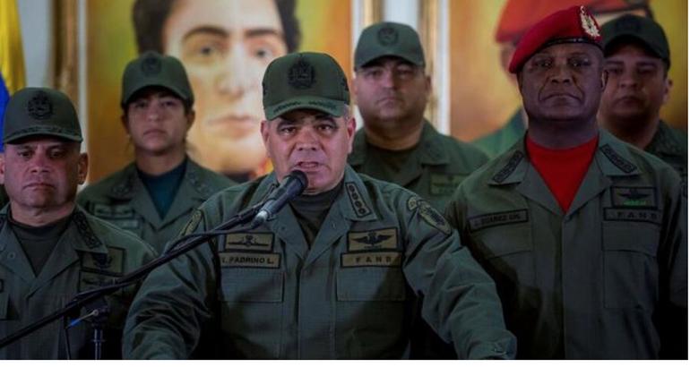Padrino López denuncia que un dron militar de Colombia violó el espacio aéreo venezolano