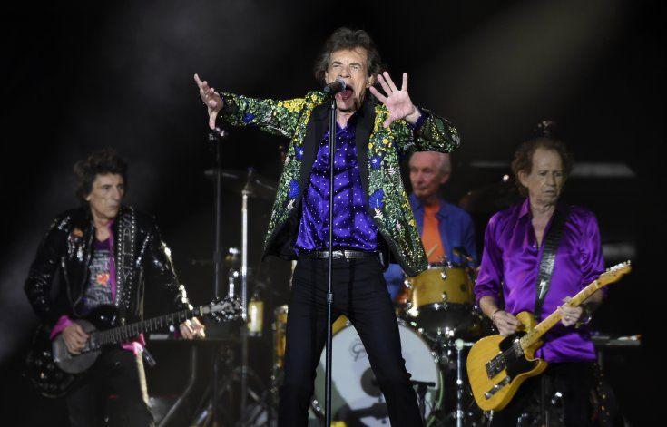 Los Rolling Stones relanzan su gira por EEUU