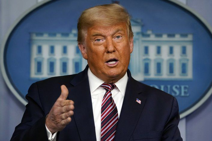 Aguardan a Donald Trump pesquisa penal y batallas judiciales
