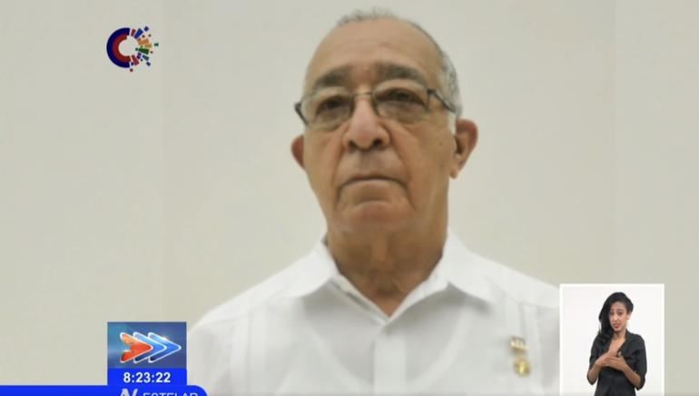 Muere de Covid-19 en Cuba el coronel Eladio Julián Fernández Cívico
