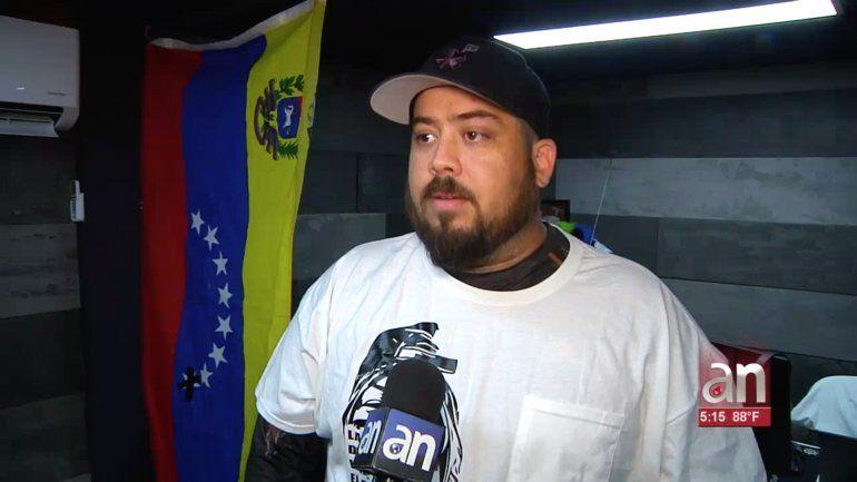 Venezolano de Miami comenzará caminata hasta Washington en agradecimiento al apoyo de la Administración Trump