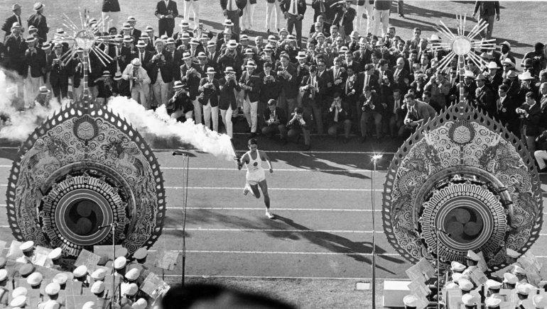 Igual que en el 64, Tokio enfrenta un gran desafío olímpico