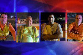 nuevos detalles de los 5 cubanos arrestados por robo de cobre a la compania at&t en homestead