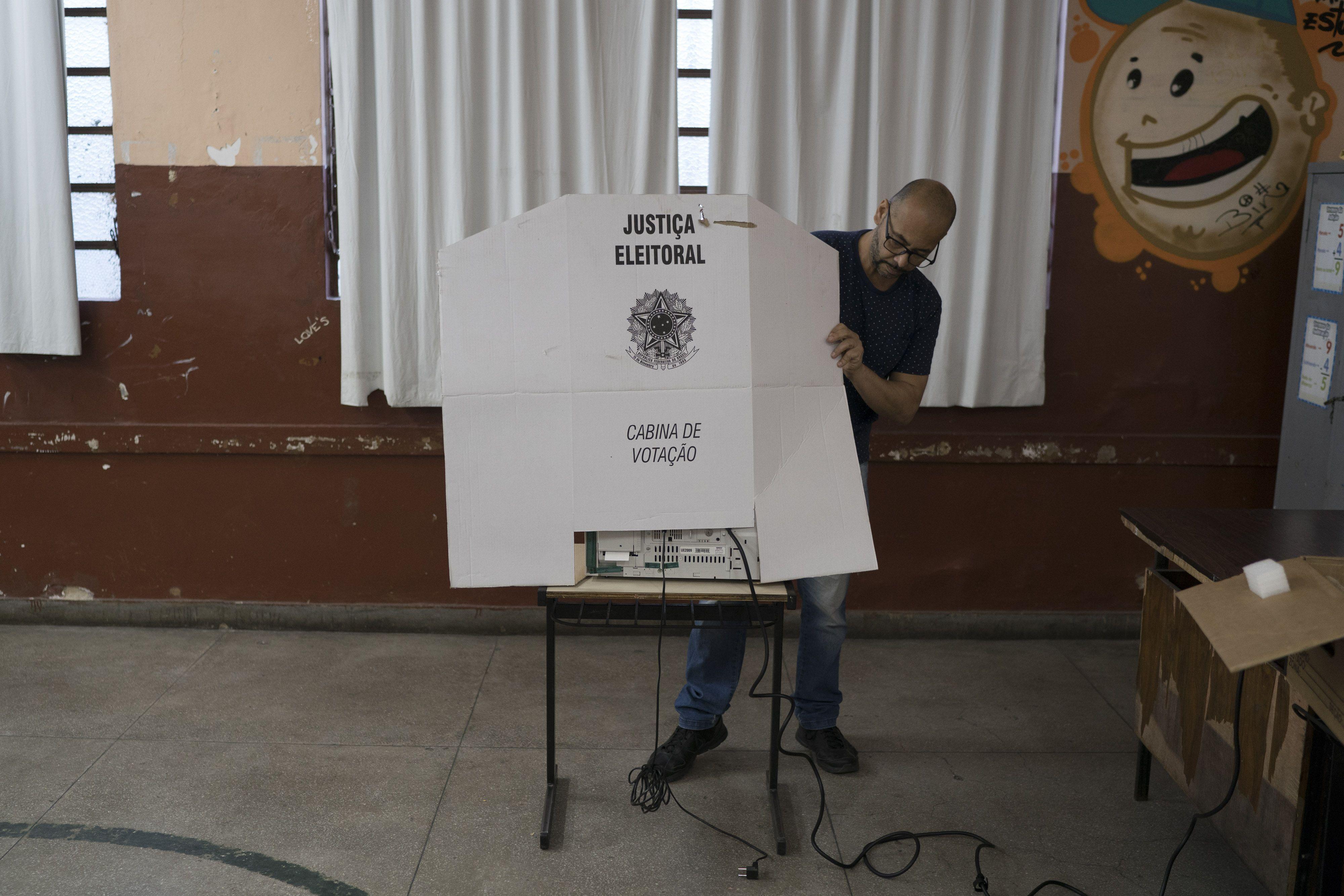 Vistazo a los candidatos presidenciales de Brasil