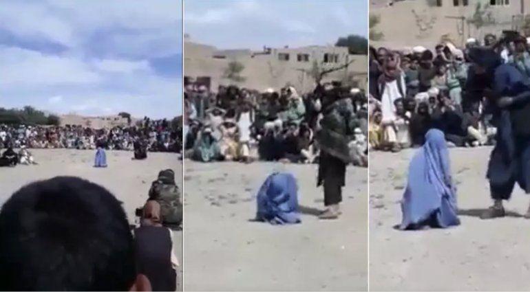 Castigan con 40 latigazos a una mujer afgana por hablar con un hombre por teléfono