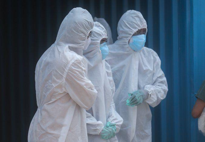 El coronavirus avanza a velocidad alarmante en la India