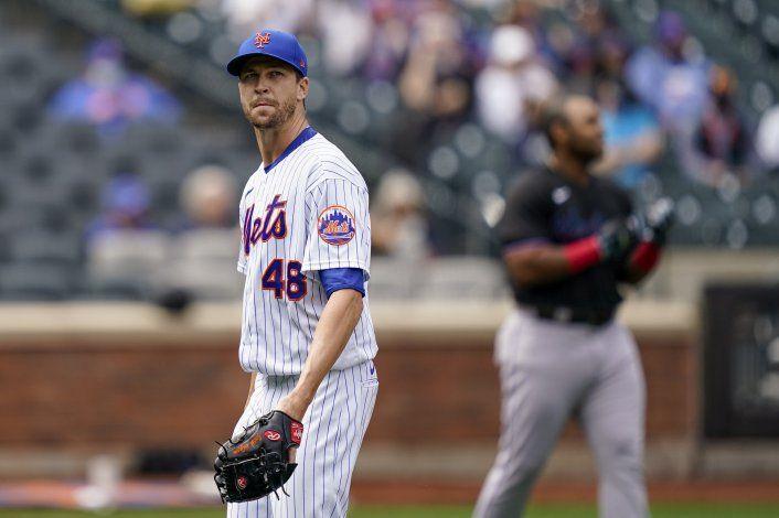 Los Mets siguen sin capitalizar excelencia de Jacob deGrom