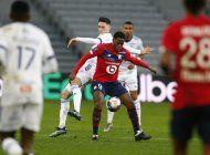 monaco prolonga su buena racha, derrota 2-0 a brest