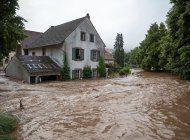 alemania: 5 muertos y muchos desaparecidos en inundaciones