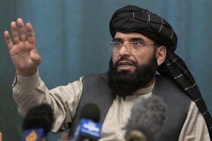 Talibanes: para alcanzar la paz, el presidente debe irse