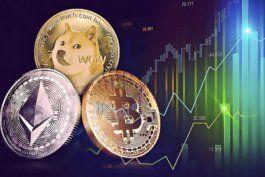 el bitcoin pasa a un segundo plano, el ethereum y el dogecoin se disparan. niveles a vigilar