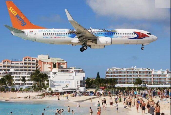 Aerolínea canadiense Sunwing reiniciará vuelos semanales a Cuba en diciembre