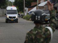colombia: eln, principal sospechoso de atentado a militares