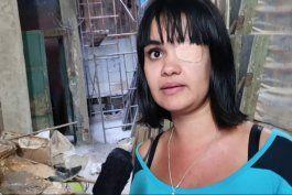 arrestan a la activista claudia genlui para impedirle entrar a la sede del movimiento san isidro