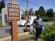 canada prolonga restricciones de viajes a estados unidos