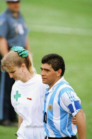 Maradona: Principales acontecimientos en su vida