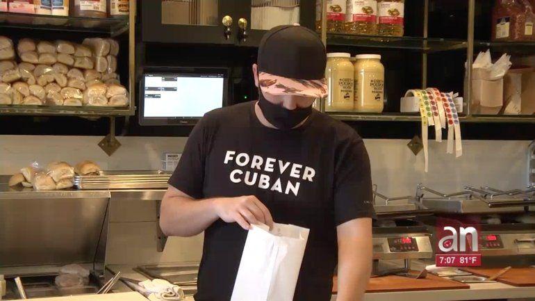 Desde hoy los restaurantes de Miami-Dade abren sus espacios interiores