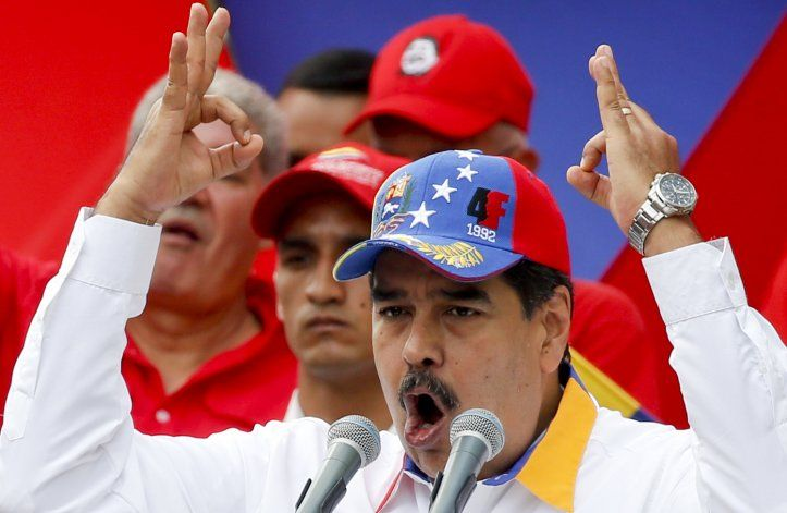 Maduro espera instalar mesa de diálogo en agosto en México