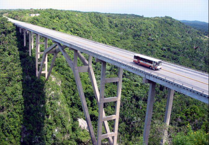 RECUERDOS DE CUBA | El Puente de Bacunayagua