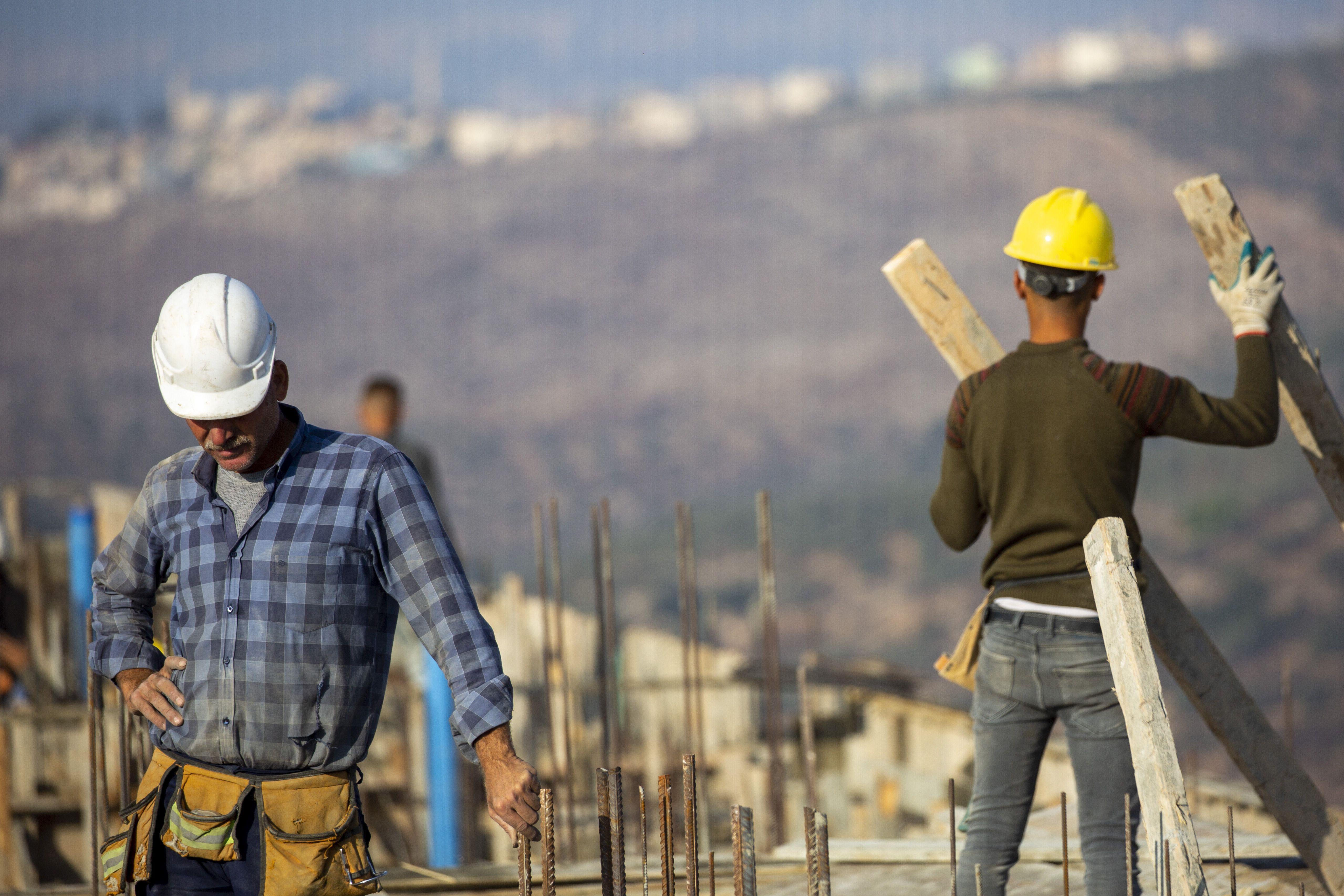 repudian plan israeli de nuevas viviendas en cisjordania