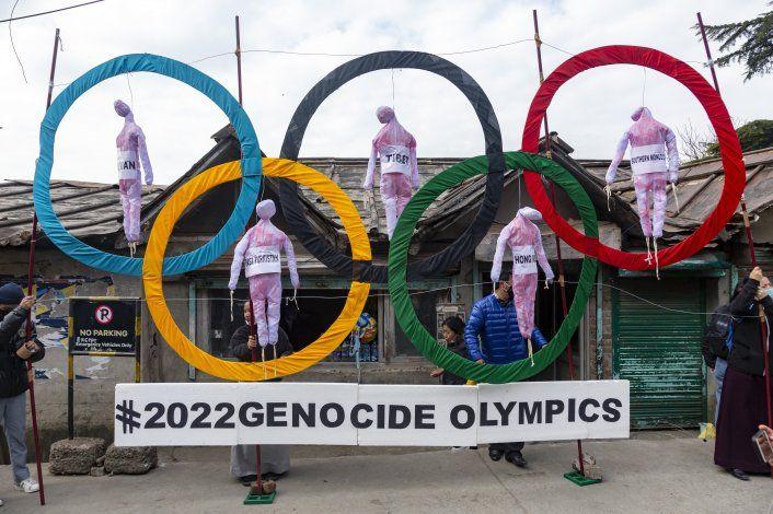China advierte: EEUU no debe boicotear Olímpicos de Invierno