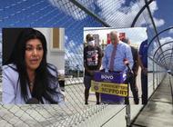 ¿como solucionaran los candidatos a la alcaldia de hialeah la apertura del puente entre esa ciudad y miami lakes?