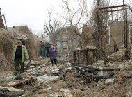 muere soldado ucraniano por artilleria de separatistas