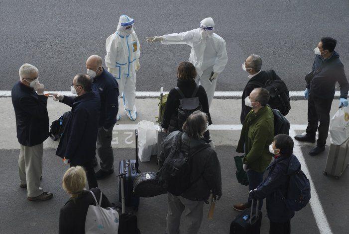 Equipo OMS llega a Wuhan para estudiar origen de la pandemia