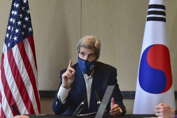 EEUU y China acuerdan cooperar en crisis climática