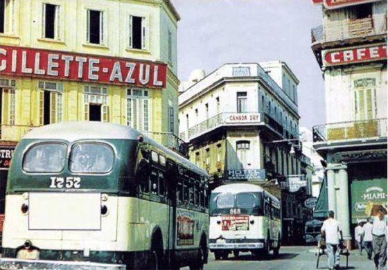 La Cuba del recuerdo  | Las Guaguas y el servicio de comunicaciones urbano en La Habana antes del 1959