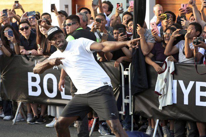 Bolt tiene la mira puesta en Bromell para JJOO de Tokio