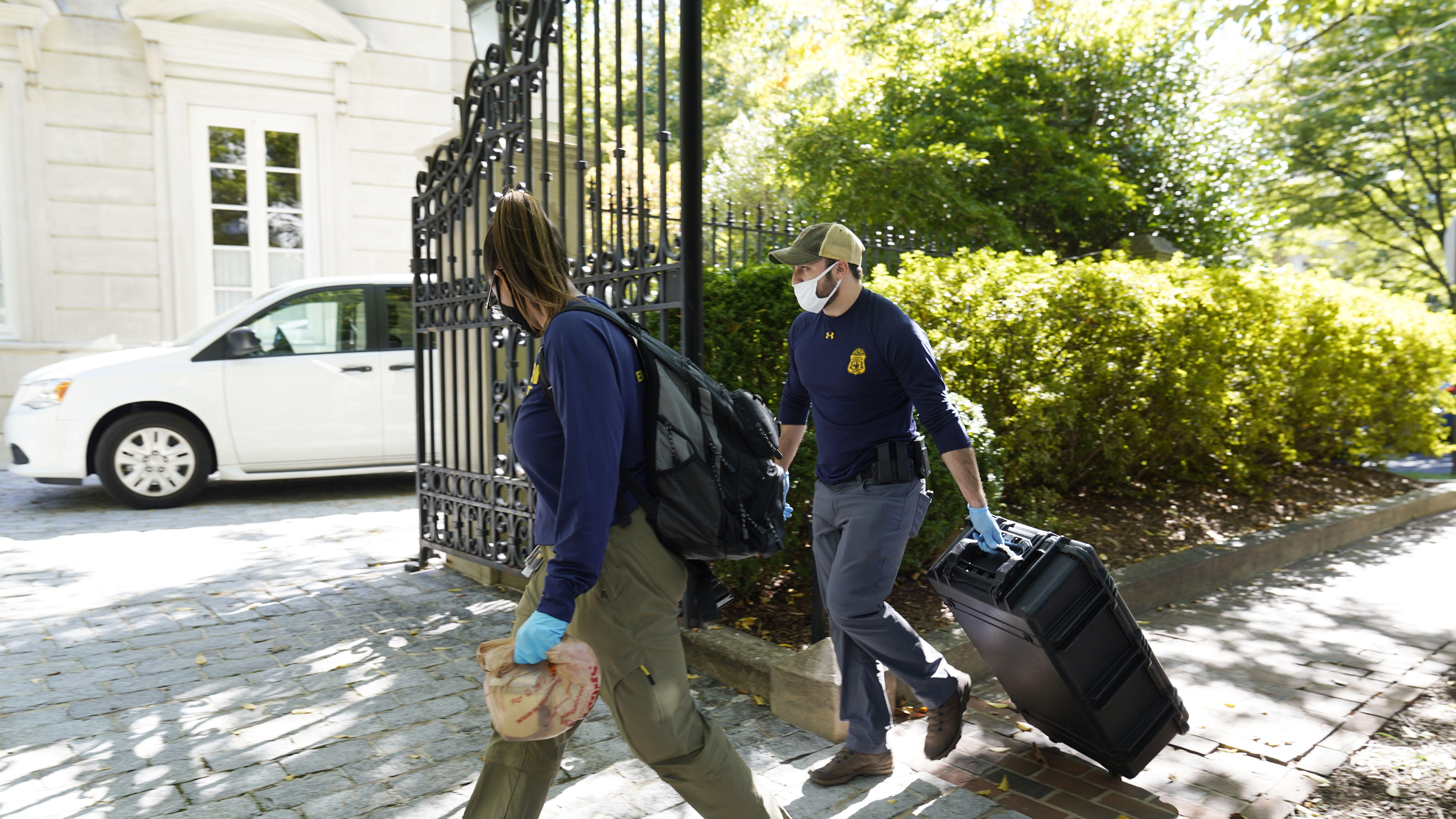 fbi envia agentes a casa de oligarca ruso en washington