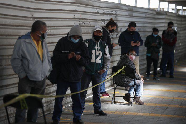México, cuarto país en llegar a 100.000 muertos por COVID-19