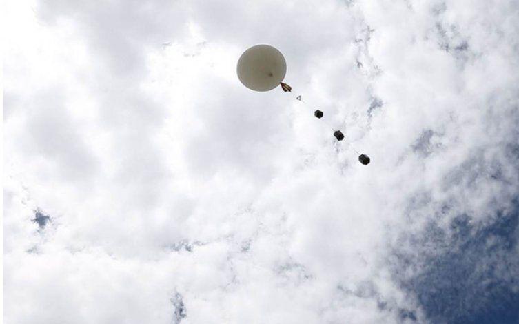 Recuperan las tres cápsulas restantes lanzadas a la estratosfera