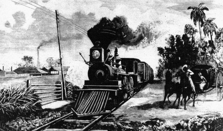 La Cuba del Recuerdo - Los ferrocarriles en Cuba