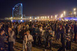 espana: pueden subir casos de covid-19 tras celebraciones