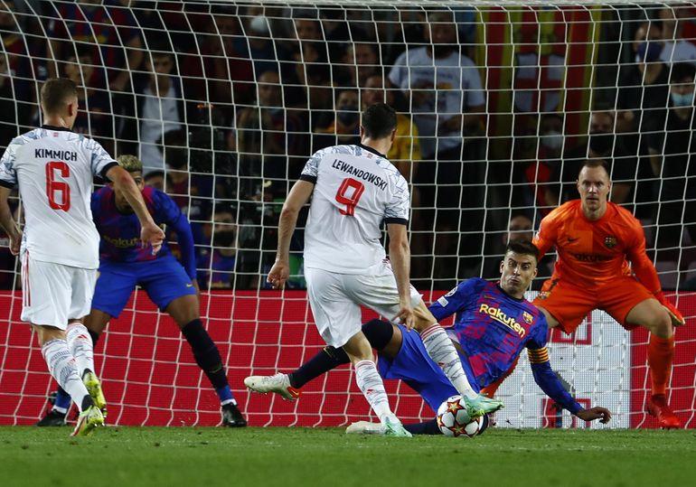 Bayern deja en evidencia al Barcelona de la era post Messi