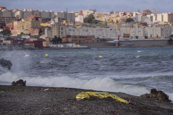 ONU: Suben las muertes de migrantes en travesías a Europa