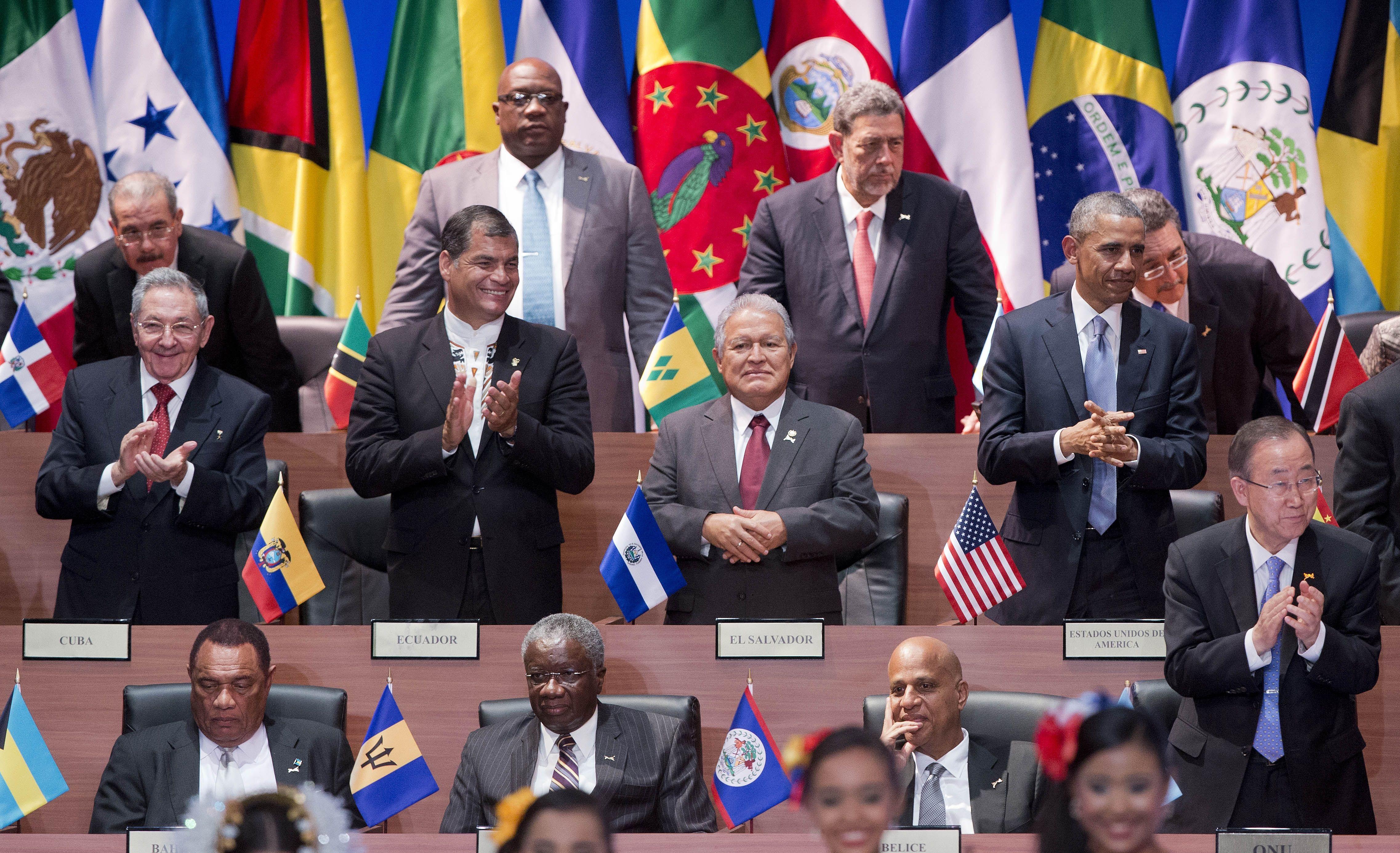 Lo último: Cierra Cumbre de las Américas