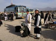 a punto de llegar a miami cientos de refugiados afganos