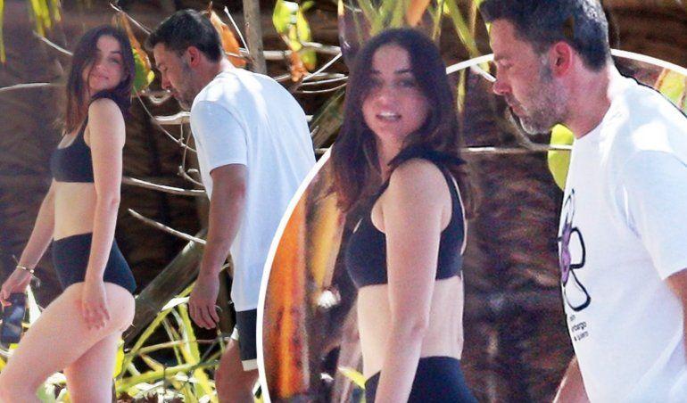 Ben Affleck y Ana de Armas rompen su relación tras un año juntos: la versión de su entorno