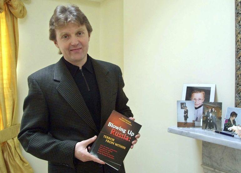 Corte europea: Rusia, responsable de asesinato de Litvinenko
